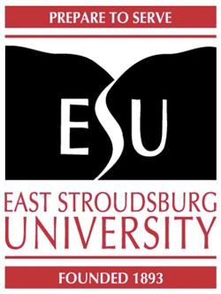 East Stroudsburg University Logo