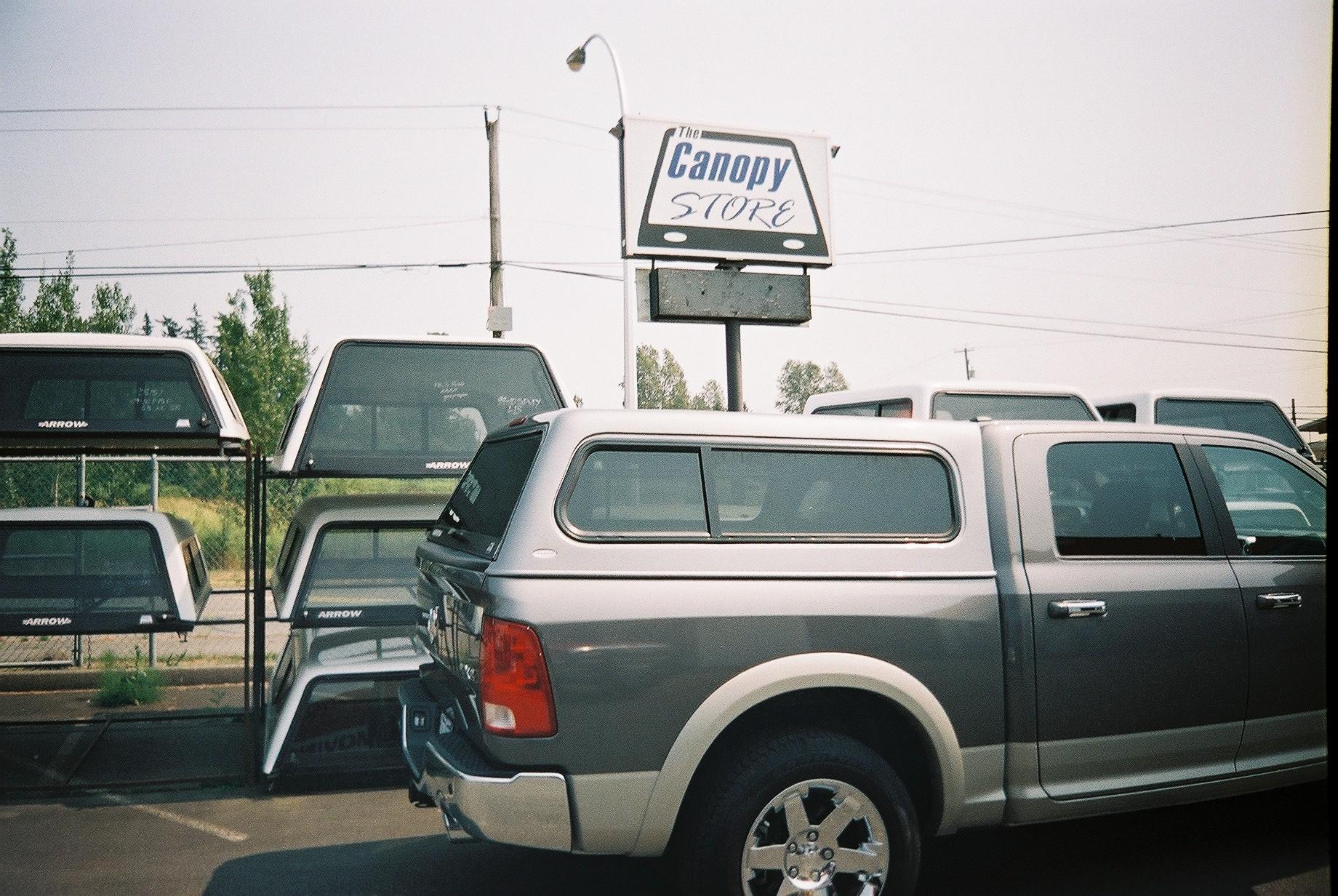 Truck Canopies Dodge Truck