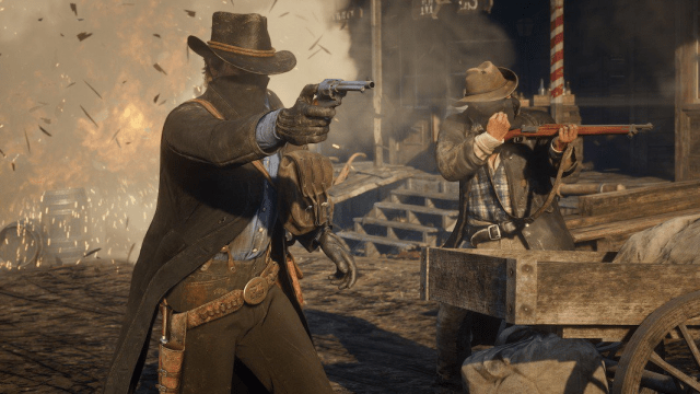 CREDIT: Red Dead Redemption 2