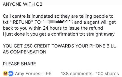 Credit: Facebook