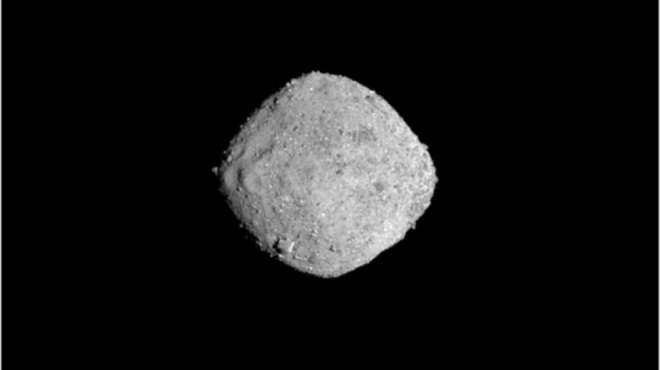 Mars And Asteroid Bennu Will Be Visible On Valentines Day