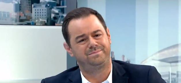 Danny said he thinks she should be allowed to return to the UK. Credit: ITV/Good Morning Britain