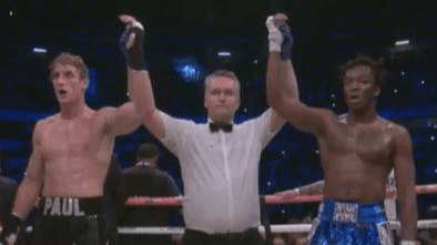 KSI And Logan Paul DRAW In Their Long Awaited YouTube Boxing Match     KSI And Logan Paul DRAW In Their Long Awaited YouTube Boxing Match
