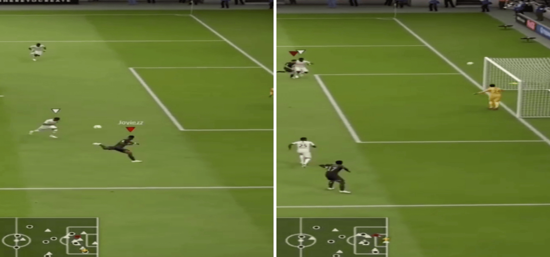 FIFA 19 Player Scores Most Outrageous Scorpion Kick With Ousmane Dembélé
