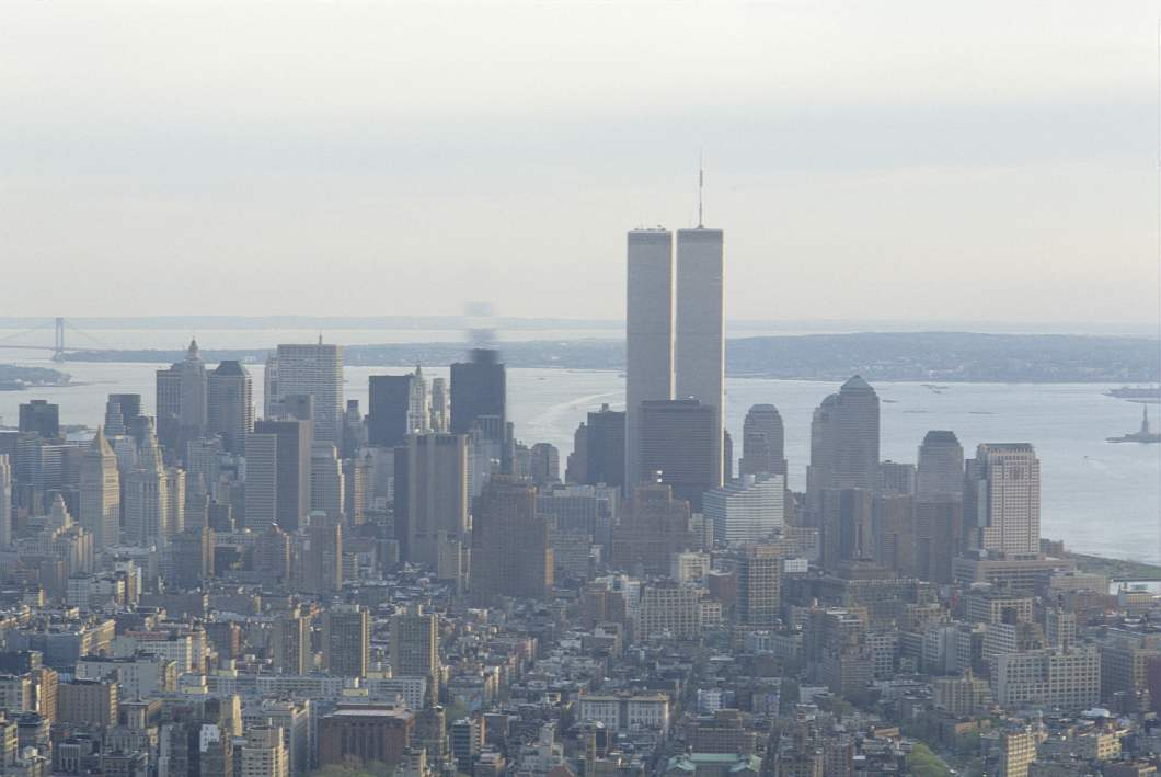 The hackers claim to have 18,000 documents with the 'truth' about the 9/11 attack. Credit: PA