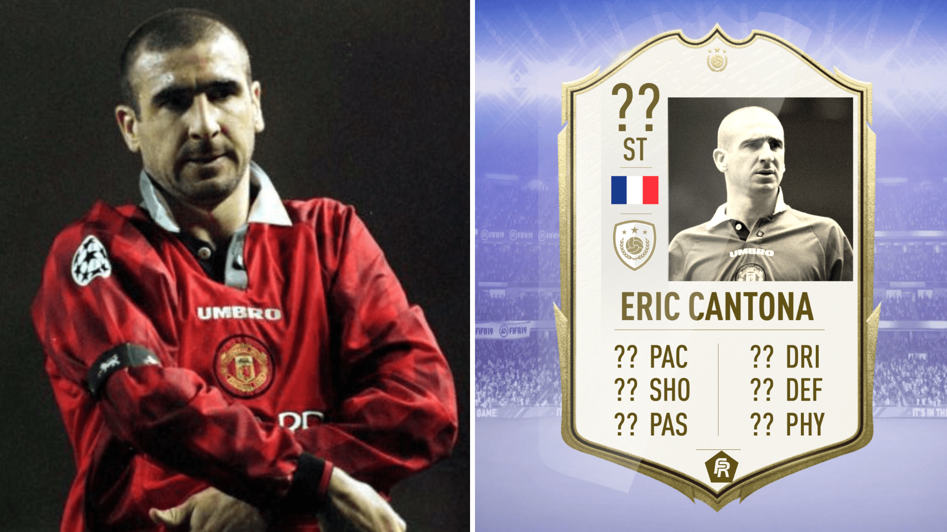 Eric cantona plays as a forward. 11 New Icons For Fifa 21 Ultimate Team Have Been Predicted Sportbible