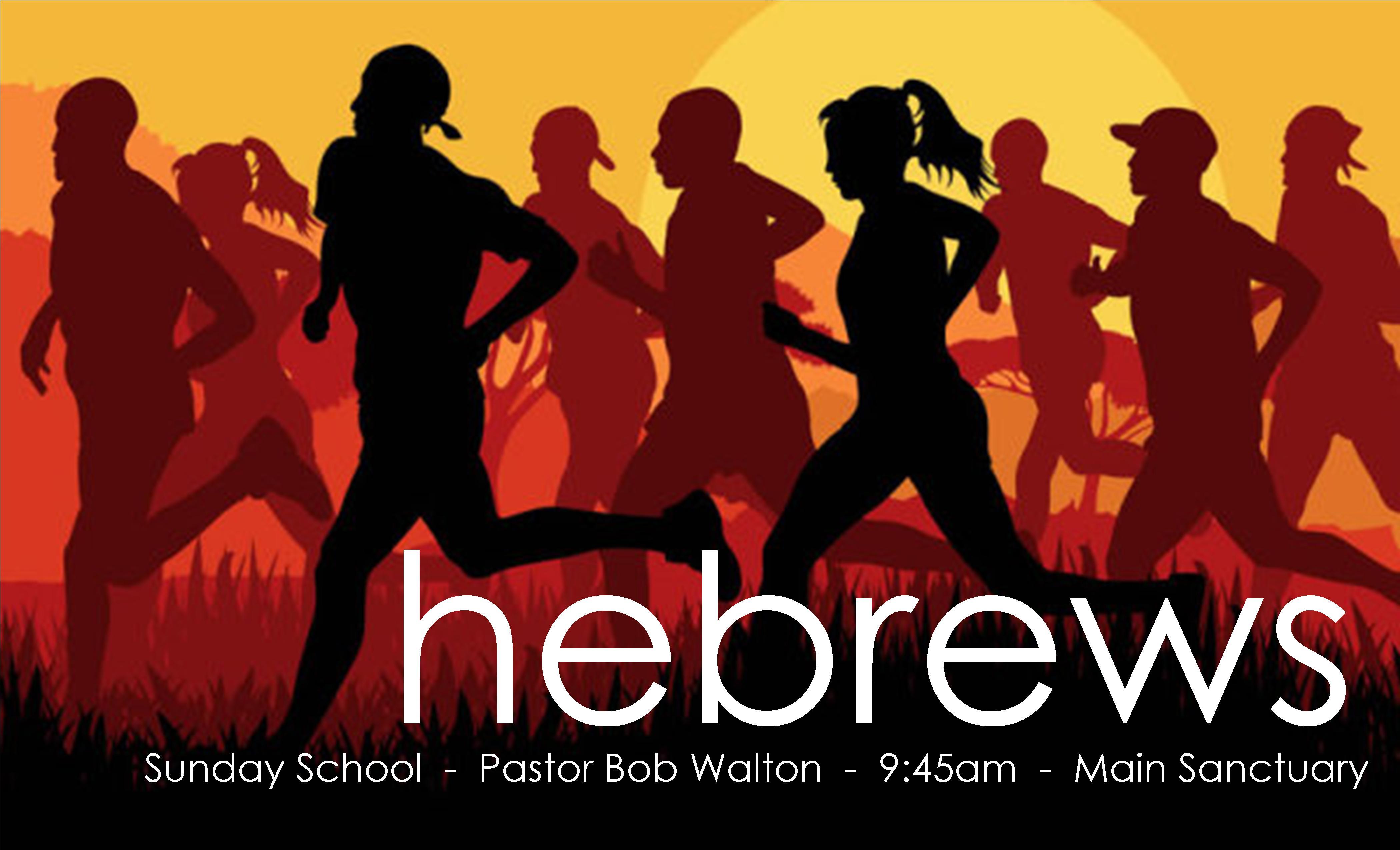 Hebrews Sunday School Class - Faith Reformed Baptist Church