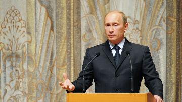 Путин  проталкивает новый закон против оппозиции