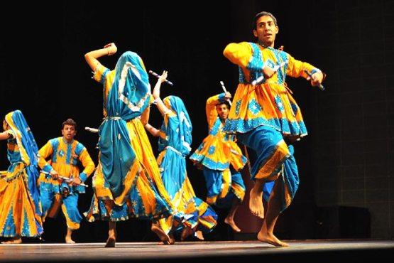 Dandiya Dance - A to Z Challenge 2018