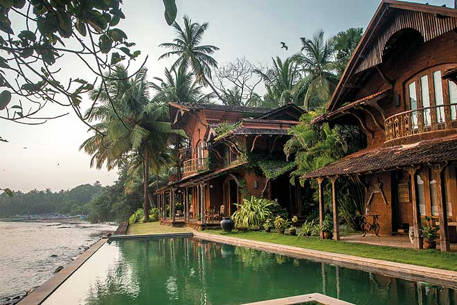 Boutique Hotels In Goa