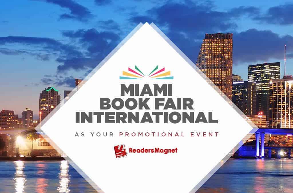Miami Book Fair International: A Promotional Event