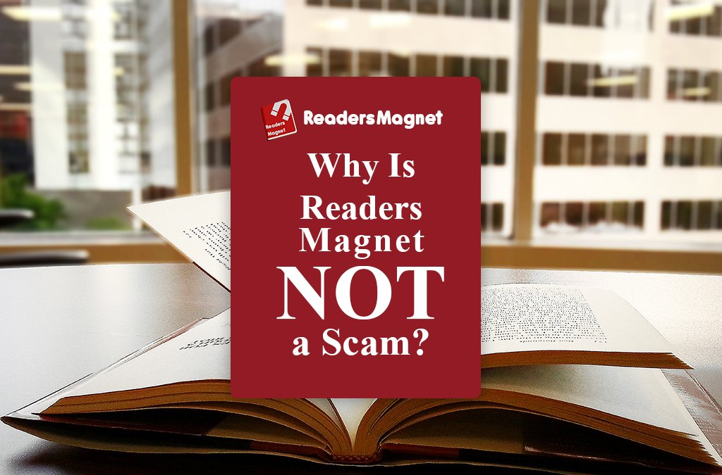ReadersMagnet Is Not A Scam and Here's Why