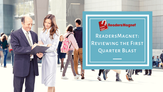 ReadersMagnet: Reviewing the First Quarter Blast
