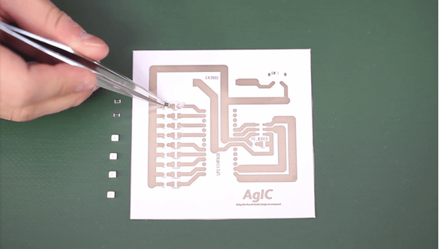 AgIC Is A DIY Kit For Turning A Home Inkjet Printer Into A