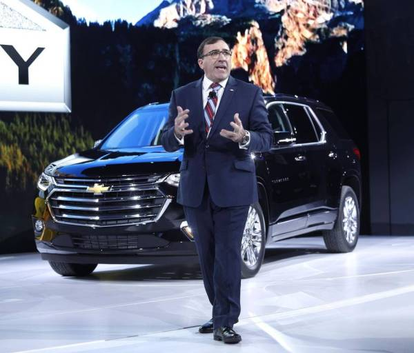 GM ups its game with redesigned Chevrolet Traverse - The ...