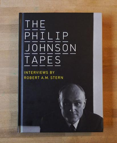 the philip johnson tapes