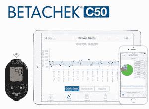 BETACHEK® Diabetes App