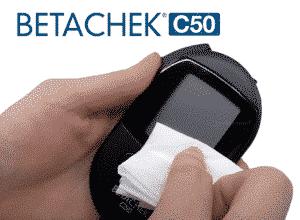 BETACHEK® C50 Kassetten-Blutzuckermessgerät