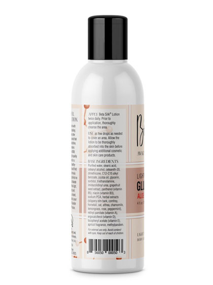 betasilk lotion back - Our Products