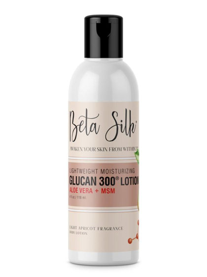betasilk lotion front - Our Products