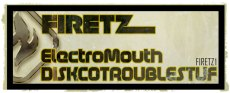 Electro Mouth – DiskcoTroubleStuf   Electro Mouth – Face Fuck Electro Mouth – Electro Mouth   Electro Mouth Facebook Electro Mouth Soundcloud Artwork by Megatron Graphics Mastering by Rick Simons […]
