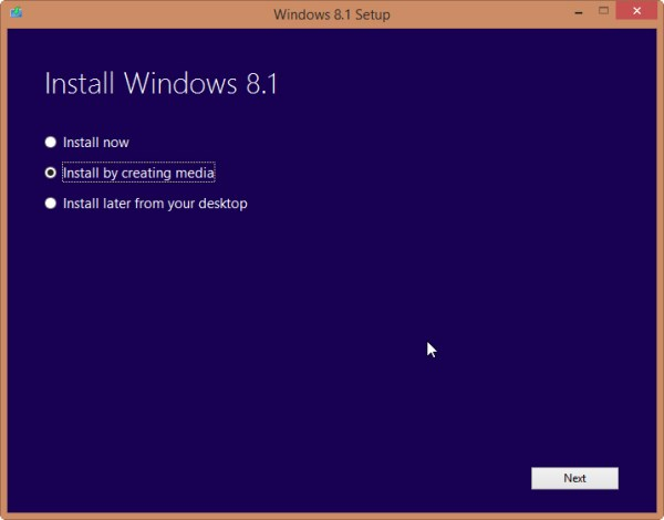 How to download and install the Windows 8.1 ISO -- using a ...