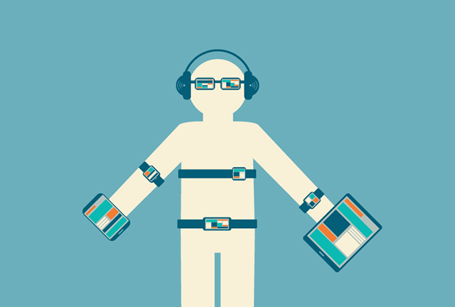 smart wearable device software IoT