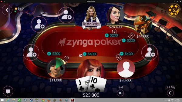 Free Texas Zynga Poker Holdem Chips