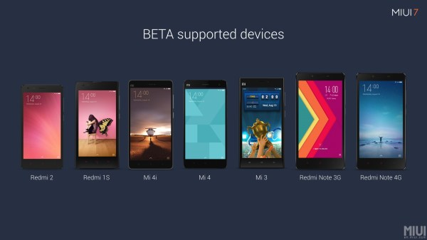Xiaomi releases MIUI 7 beta -- here's how to install it on ...