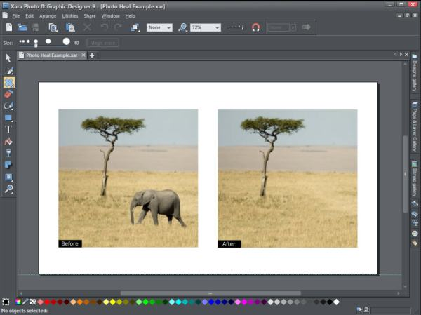 Get Xara Photo & Graphic Designer 9, worth $89.99, for ...