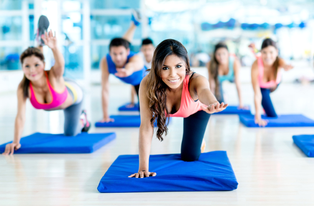 Résultats de recherche d'images pour «fitness class»