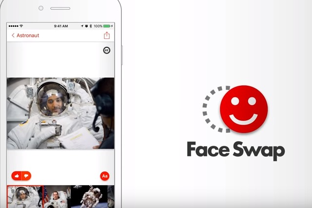Image result for Microsoft releases Face Swap app for Android in the Google Play