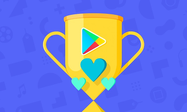 Google Play User's Choice Awards 2018