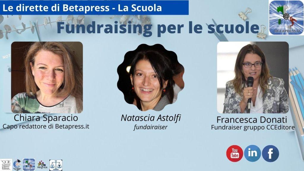 fundraising per la scuola