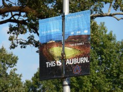 It was an exciting visit to Auburn this semester as the chapter continues on a journey to grow its presence on campus and grow as brothers. I've been advising the Auburn Chapter since before I graduated from college over two years ago and to see the growth they've had is so encouraging. President Will Culpepper continues to challenge the men in the chapter and lead well.