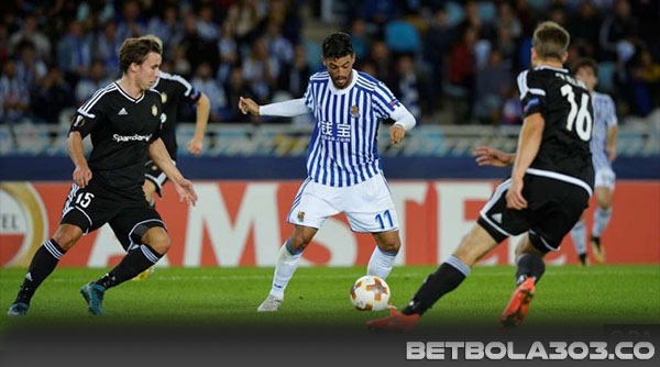 Prediksi Malaga vs Real Sociedad 22 April 2018, La Liga