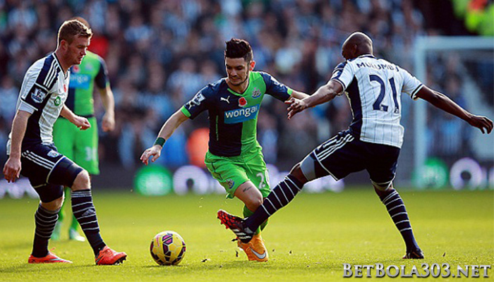 West Brom vs Newcastle