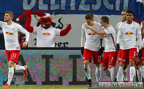 RB Leipzig vs Hertha Berlin