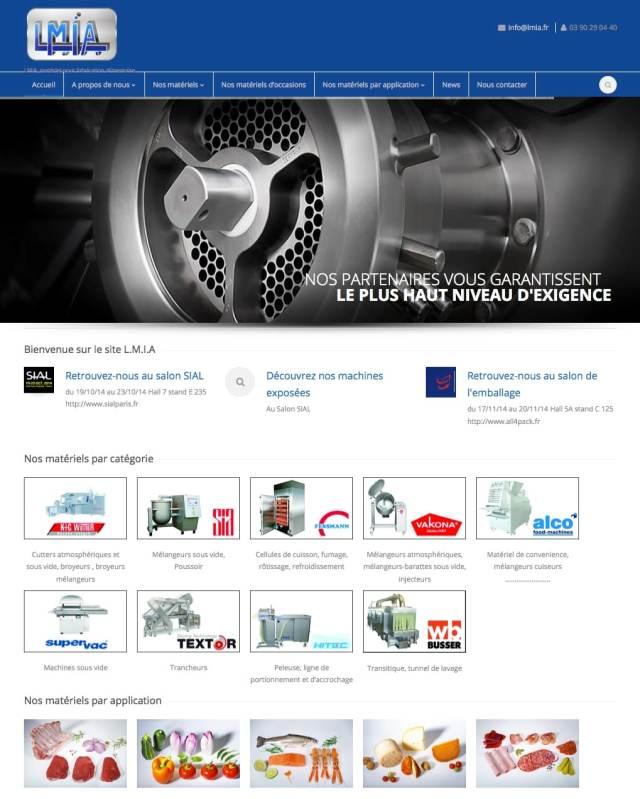 LMIA site internet