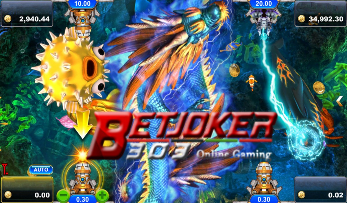 Link Terbaru Download Game Tembak Ikan Online Joker123