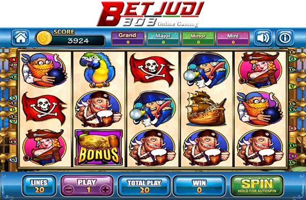 Agen Judi Game Slot Online Joker123 Casino