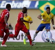 Βραζιλία - Αϊτή