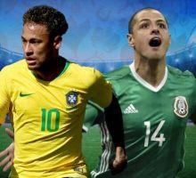 Στοίχημα Βραζιλία - Μεξικό