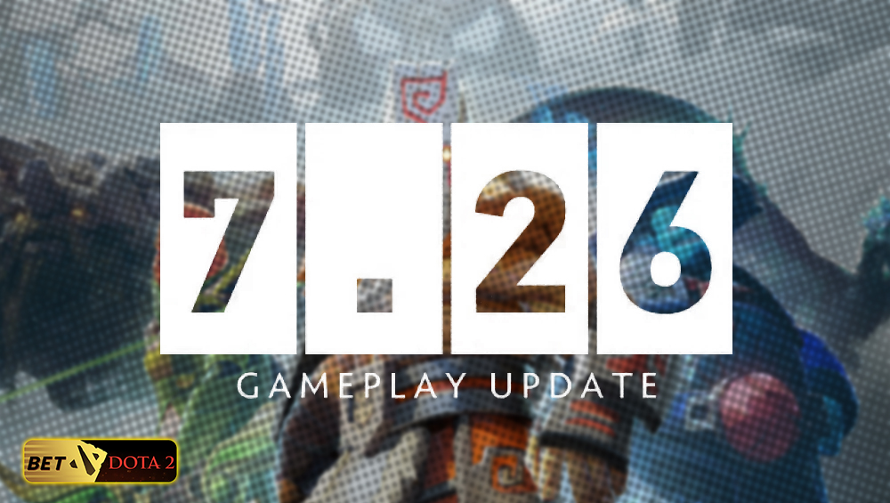 Dota 2 Patch 7.26 Aims To Slow Down The Game