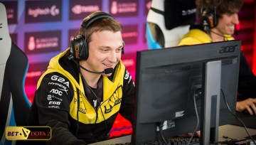 "New Virtus.Pro Coach: Ivan ""ArtStyle"" Antonov"