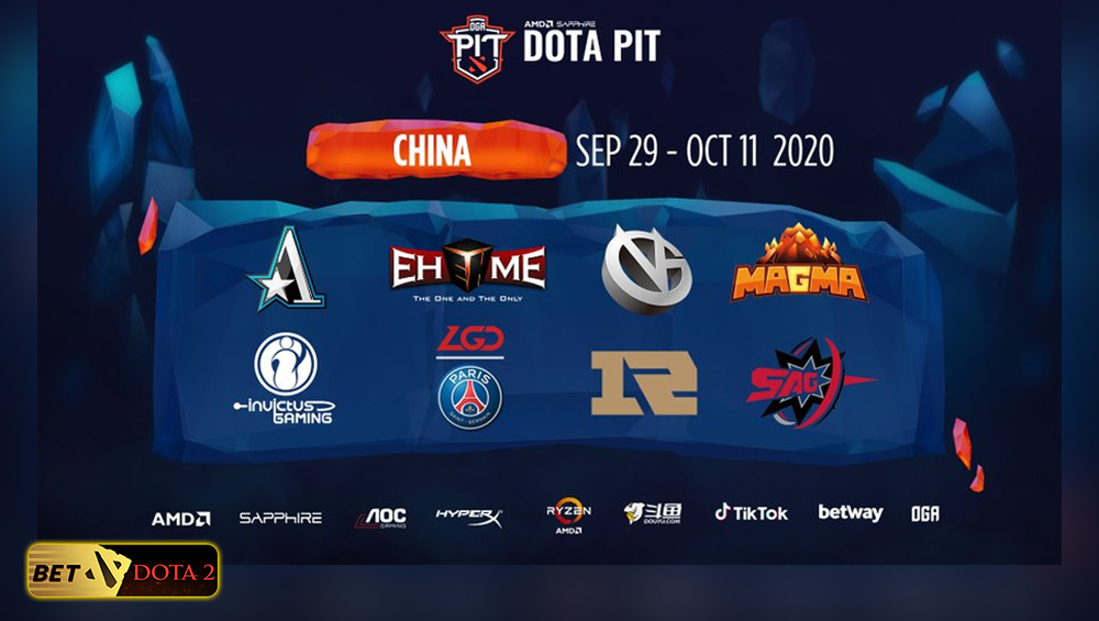 OGA Dota Pit Season 3 Kicks Off Today In China