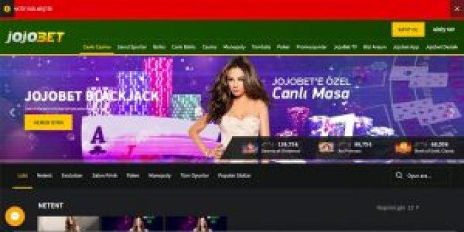 Jojobet Canlı Casino 300x150 - Jojobet Bahis Sitesi Girişi ve Detaylı İnceleme
