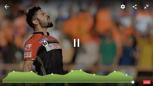 India Live OTT Sports: Hotstar a Major Player