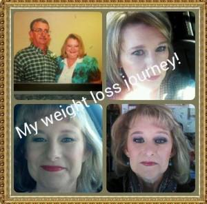 My Weight Loss Collage