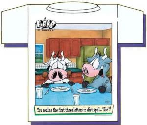 Funny Cow Diet Picture